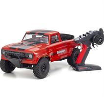 KYOSHO - Outlaw Rampage Pro - Röd - Electric