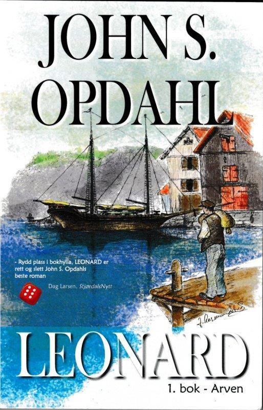 Leonard. Første bok ARVEN