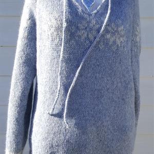 Garnpakke Stjerneskudd genser