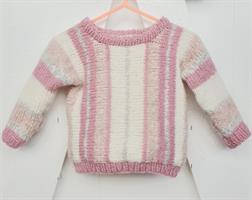Mønster Storesand jakke og genser til barn