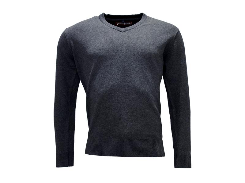 V -neck 1670 A. Grey S