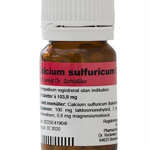 Nr.12 Calcium sulf.D6 200t