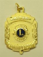 G125C2 - Chairperson medal