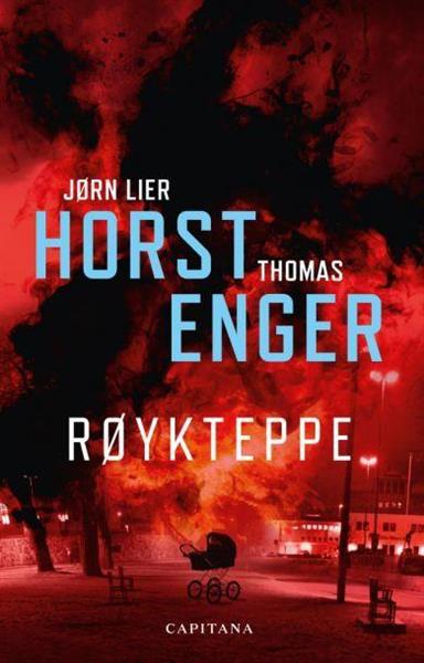 Røykteppe - Jørn Lier Horst