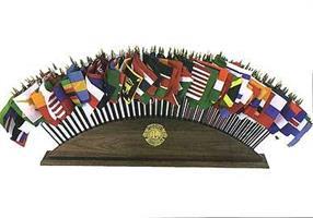 D10SS - International flaggset