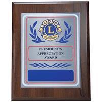 G950 - Plakett för klubbpresident