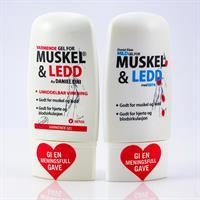 Muskel & Ledd - Gel Reiseflaske - 30 ml