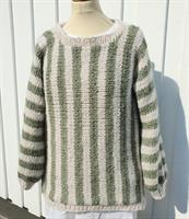 Storesand genseren - mønster
