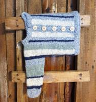 Mønster Storesand genser og jakke til barn