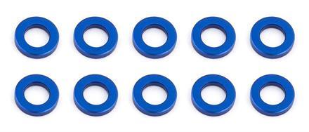 Aluminum Ballstud Washers, 1.0mm