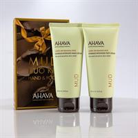 Ahava - Mud Duo Kit - Hånd & fot - 2x100 ml