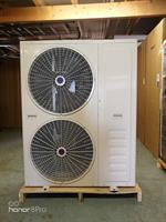 Luft-vatten värmepump 23,5kW Inverter