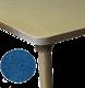 Marika utan sarg 160 x 80 H72cm blå