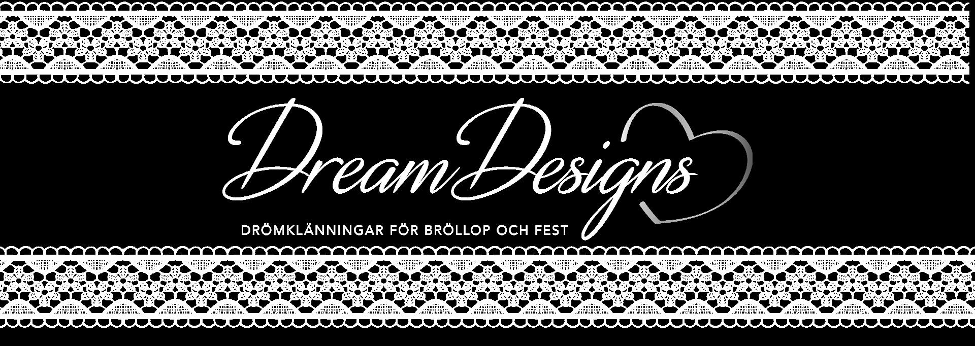 Dream Designs - Drömklänningar för bröllop och fest