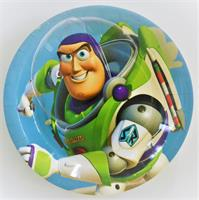 8 stk Buzz Lightyear Tallerken