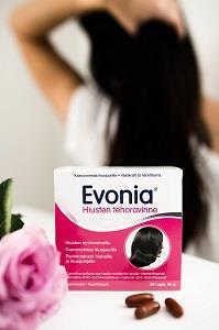 Evonia näring för håret 56 kaps