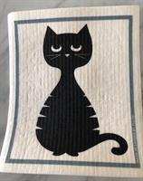 Disktrasa Lurig katt