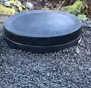 Infiltration well 600 height 0.60 cm, diameter 0.60 m (sample taking possible)