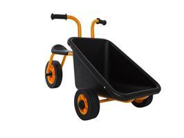Rabo springcykel transport