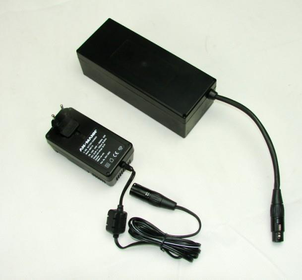 Golftralle Birdie1 Batterilader