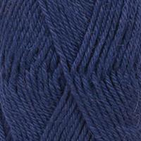Lima - 9016 Marineblå UNI COLOUR    50 gr