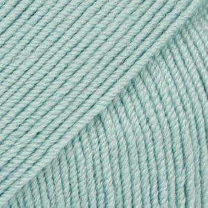 Baby Merino - 43 Lys sjøgrønn, 50gr