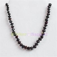 Baltic Amber Teething Necklaces - Cherry