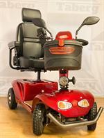 Taberg ST099 promenadscooter röd