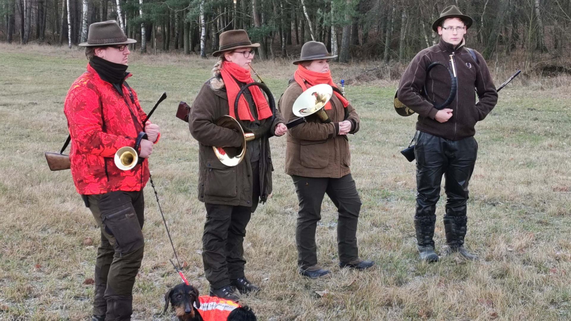 Tsekki metsästysmatkat