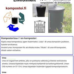 Kompostiheräte - urea 10l