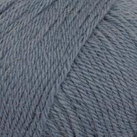Puna - 0014 Jeansblå  UNICOLOR 50 gr