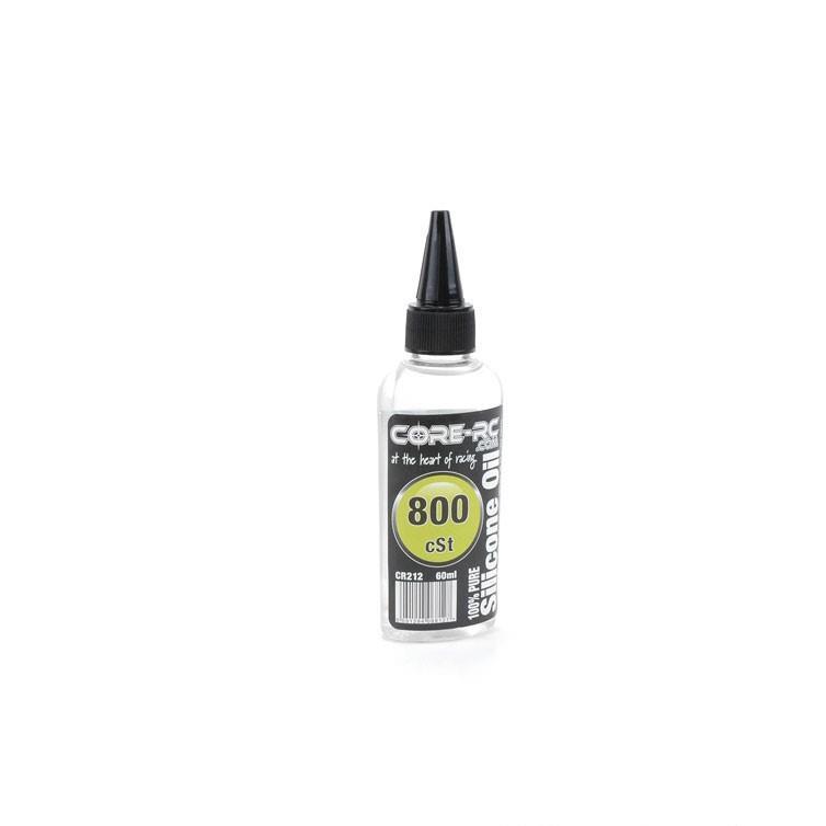 CORE RC - 800 cSt Silikon Dämparolja - 60ml