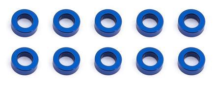 Aluminum Ballstud Washers, 2.0 mm