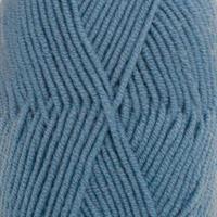 Merino Extra fine - 0023 Gråblå UNIC. 50 gr