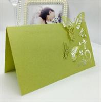 Bordkort - Eplegrønn Sommerfugl