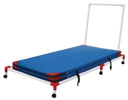 Gym matta vagn