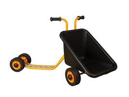 Rabo sparkcykel transport