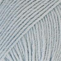 Cotton Merino - 09 Isblå UNICOLOR 50 gr