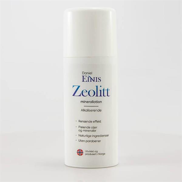 Daniel Einis Zeolitt Minerallotion - 150 ml
