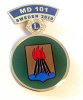 Convention pin 2010