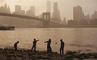 På andra sidan, New York 2012