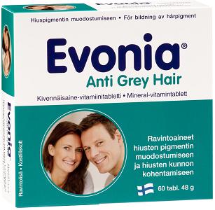 Evonia Anti Grey Hair 60t