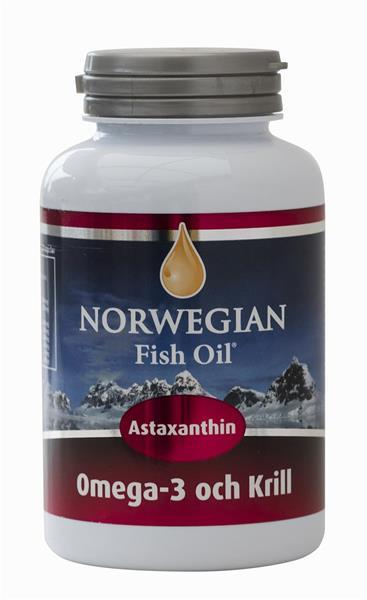 Omega 3 & krill 1000mg 120k