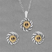 G1340 - Earrings & Necklace set