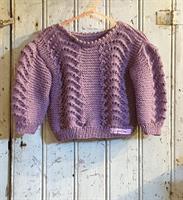 Mønster Bella genseren