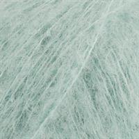 Brushed alpaca Silk - 0015 sjøgrønn  25gr