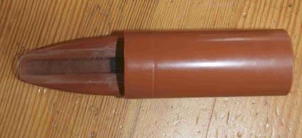 Magnumfløyte for elg, hjort og råbukk