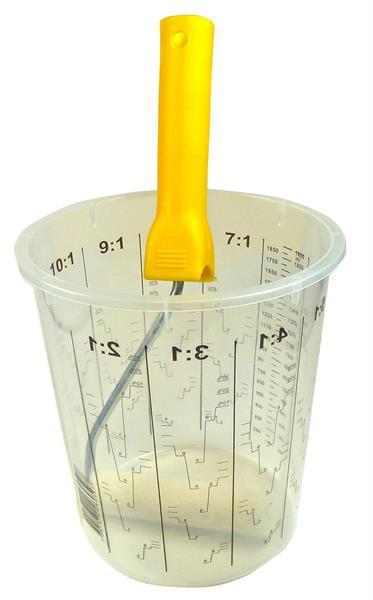 Blanding/måle beger 2,2 Liter Roller-cup