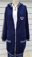 Garnpakke Baggio lang jakke