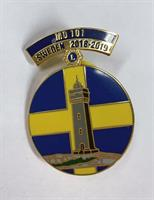 Convention pin 2018